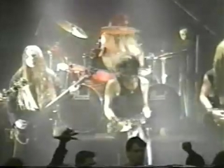 ANATHEMA - Live at Aeroanta - São Paulo, Brasil, 1994 (live video, full set)