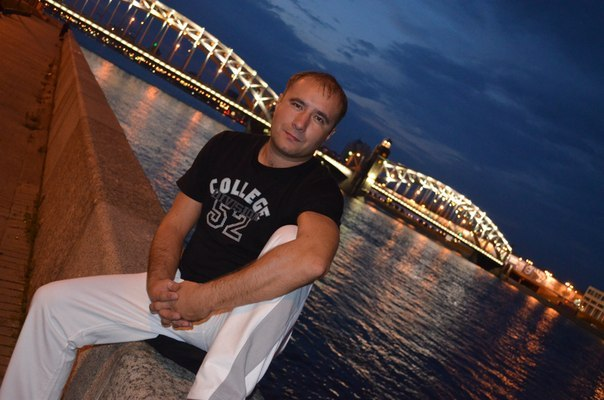Кирилл Парфенов, Санкт-Петербург - фото №1