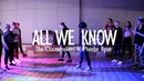 All We Know - The Chainsmokers ft. Phoebe Ryan COVER Choreography Junsun Yoo