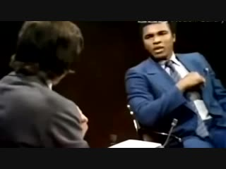 g.Мохаммед Али о толерантности.Он расист,Толерасты?