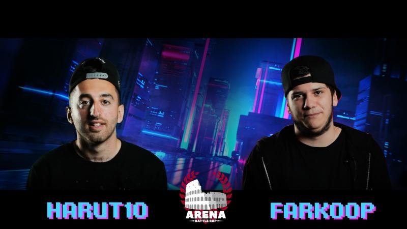 Arena Battle Rap Harut10 vs Farkoop (S1E1)