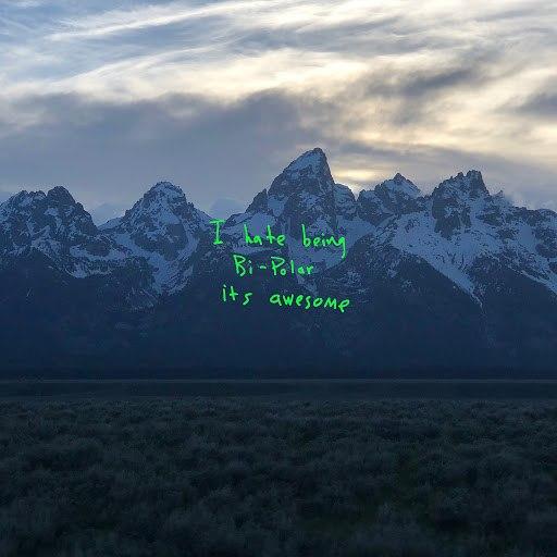 Kanye West альбом ye