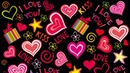 Картинка любовь. love, сердечки, sweet, vector, hearts, valentine, romantic, любовь, JPEG.