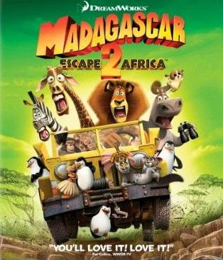 Madagaskar 2 (2008)