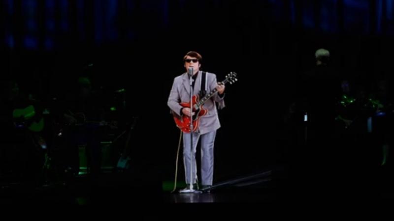 Roy Orbison The Hologram Tour LIVE AT THE APOLLO LONDON 18- 04- 2018