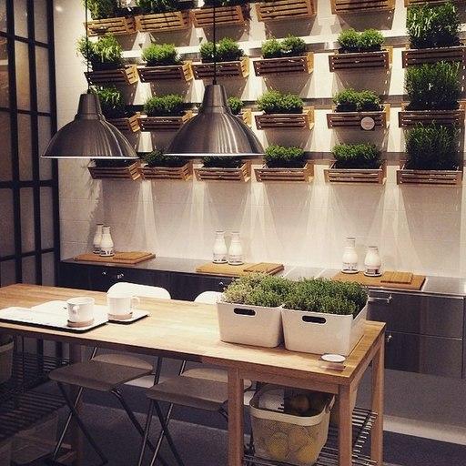 До 12 апреля в Artplay работает «Кухнотека» от ИКЕА