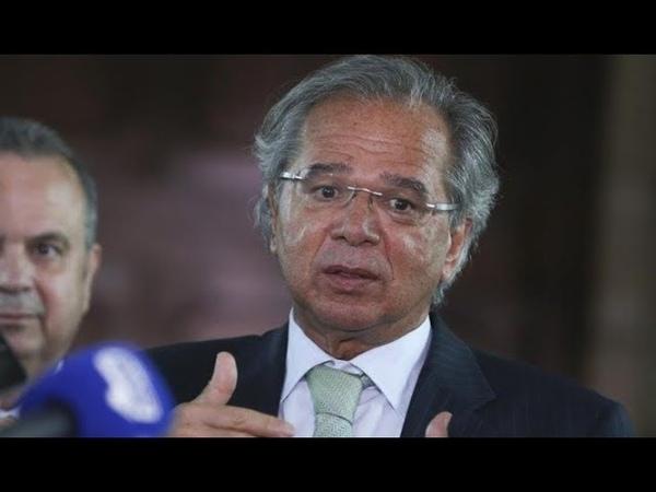 Guedes quer abertura total da economia brasileira indústrias e produtores Rurais estão desesperado