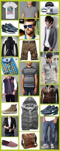 Мужская Одежда Из Европы