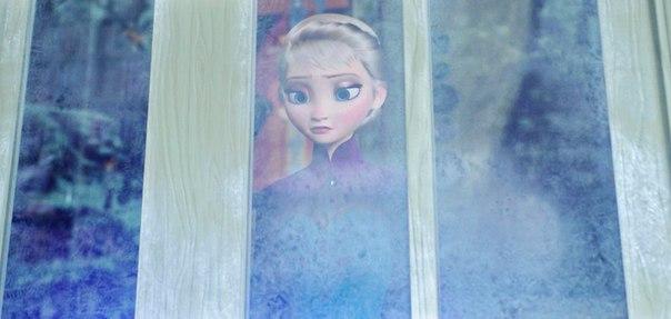 Зимний мультфильм холодное сердце