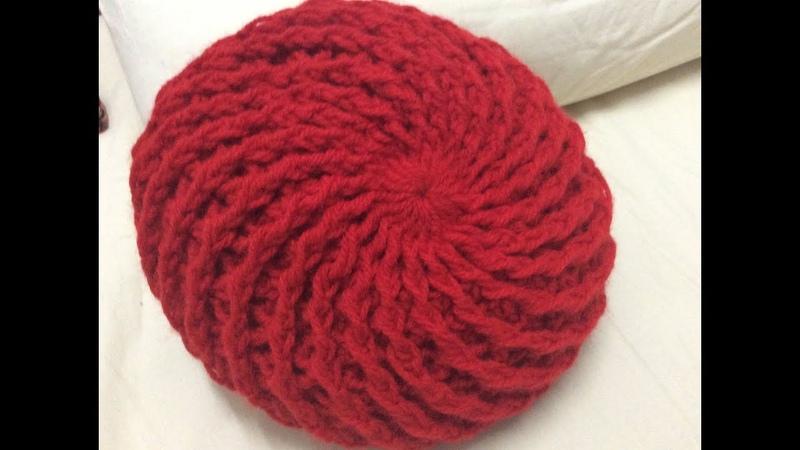 Móc mũ nồi đẹp phần 5 vòng 14 18 hế to crochet a beret hat part 5 final