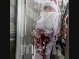 Поздравления больных детей в морозовской больнице