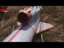 Ополченцы сбили летающее нечто - беспилотник ТУ-143 1.08.2014