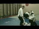 Sinten Ryu Aikijujutsu. tachi waza, tsuki - kokyu nage