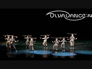 Племя трайбл дети танцевальная студия Divadance