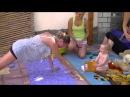JoyKid-практика для мам и малышей, йога-кэмп JoyKid (19-29 августа 2013г, Крым), часть 3