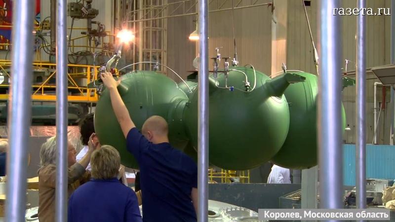 How to build a Soyuz spacecraft