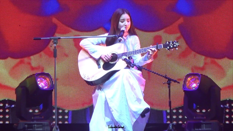 190216 LOONAVERSE 이달의 소녀 희진 ViViD (Acoustic Mix) Fairy Tale직캠 Heejin Fancam