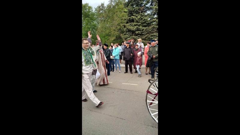 Карнавал В Тагил команда ВТГРЭС