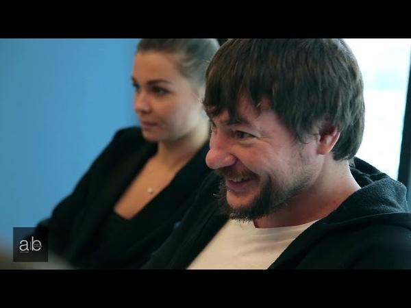 Руслан Татунашвили, Анастасия Белочкина - AngryClub Meeting