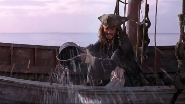 Jack Sparrow an The Seven Nation Army