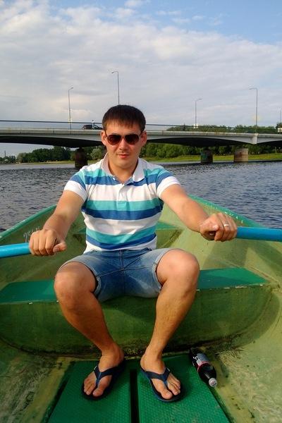 Рафаэль Нуртдинов, 27 июня 1990, Санкт-Петербург, id108344394