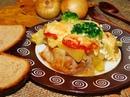 Грудинка с картофелем