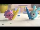 Малышарики - Фломастеры. Синий и жёлтый (3 серия)
