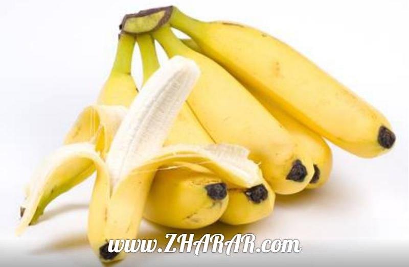 Банан: пайдасы мен зияны