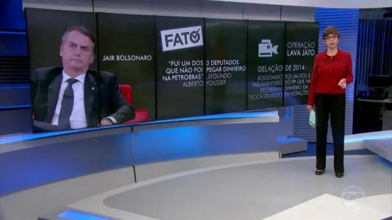 Até a Globo concordou que é fato e não fake o que Jair Bolsonaro disse - - DireitaAmordaçada.mp4