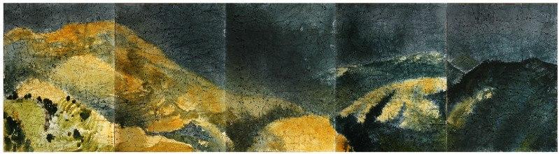 увидеть масштабную персональную выставку Сурена Айвазяна «Вокруг Гималаев»