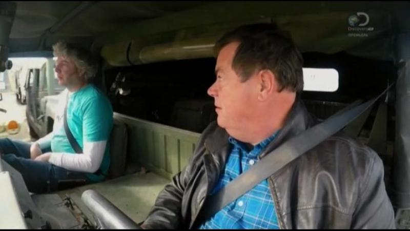 Wheeler Dealers (Махинаторы) 13 сезон 15 серия Hummer