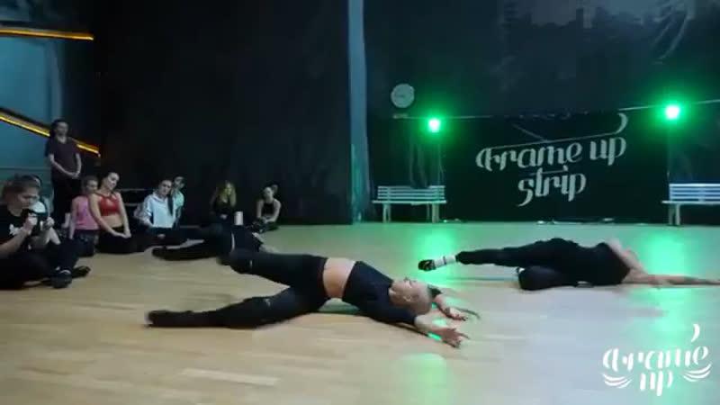 Frame up strip | Abramova Yana | choreo Yana Ruselevich