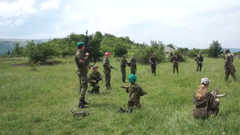 учебно полевой семинар Основы тактической подготовки и действия малых групп в лесистой местности 1