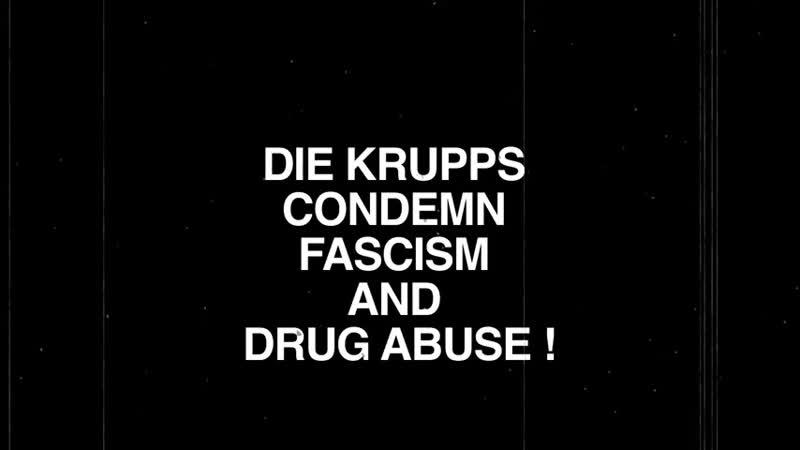 Die Krupps - Nazis Auf Speed (HD).mp4