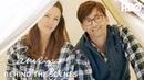 BTS w/ Jennifer Garner, David Tennant, Lena Dunham & More | Camping