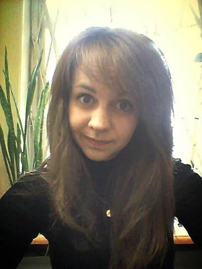 Анастасия Григорьева, 4 января 1994, Санкт-Петербург, id3083287
