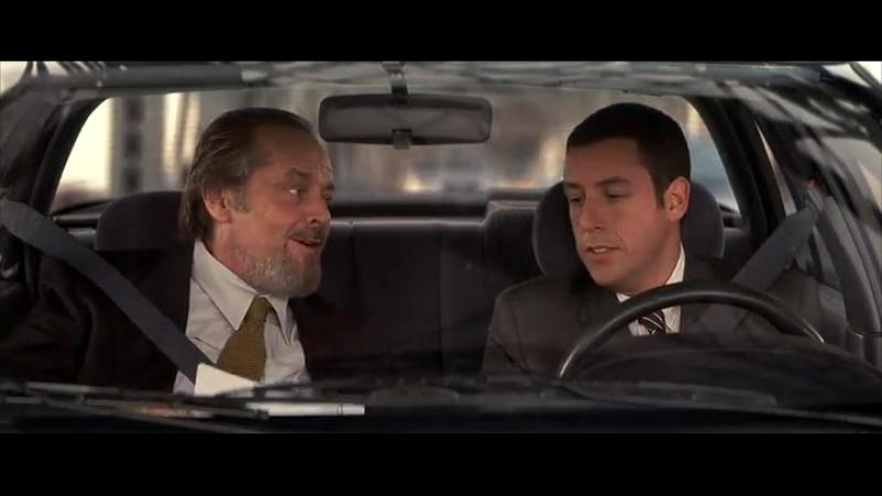Джек Николсон и Адам Сэндлер - Ария Марии. I feel pretty (Управление гневом)