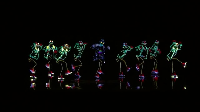 Light Balance: Dancers Light Up The Stage And Earn The Golden Buzzer