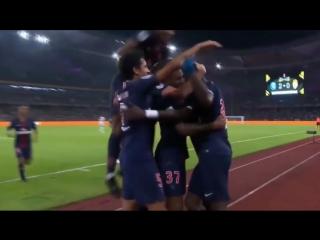 ПСЖ - Монако | Супер Кубок Франции |  | обзор матча