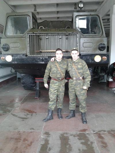 Михаил Андреев, 23 ноября 1994, Клин, id188171573