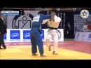 2014: [-66kg] Takajo (JPN) - Dovdon (MGL)