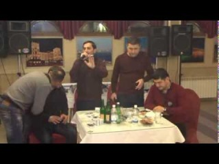 Resad Dagli,Perviz Bulbule,Haci Akif Arif,Mesadi Hesrat Seda (17.02.2014) N.Novgorod