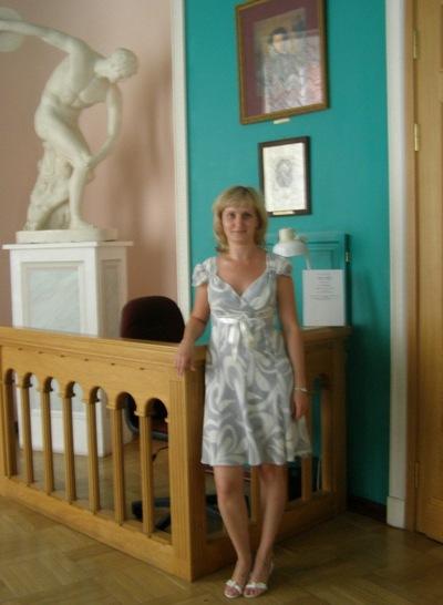 Светлана Борисова, 18 июля 1999, Москва, id212863782