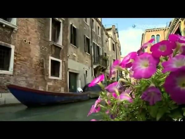 Венеция, тонущий город Город наизнанку