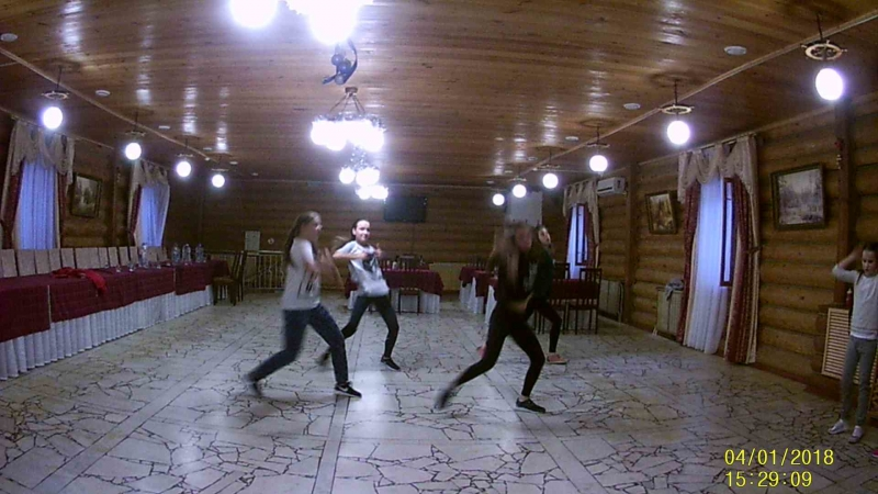 Мастер-класс Евгения Горенятенко по Джаз-фанку 4.01.18