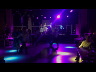 Latina dance pool and gym