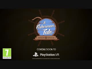 A Fishermans Tale Gameplay Trailer PSVR