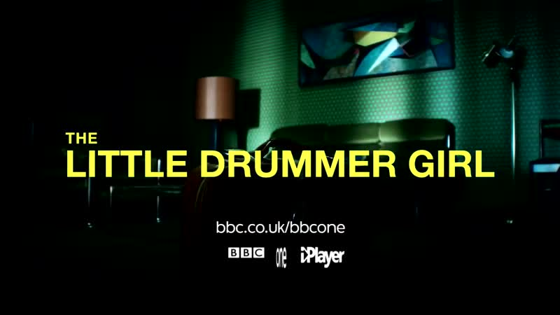 The Little Drummer Girl- Trailer - BBC/Трейлер сериала Маленькая барабанщица