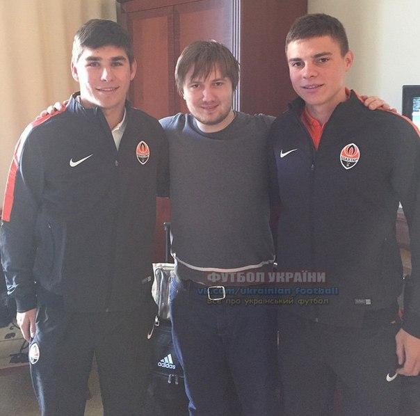 Вадим Шаблий и его клиенты