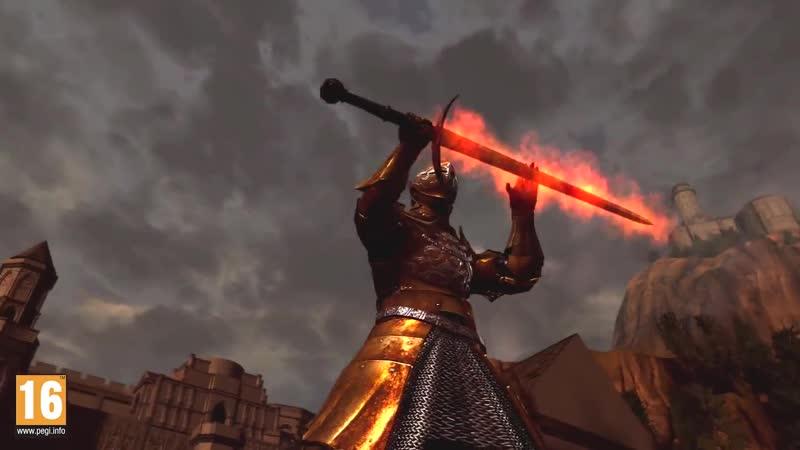 Dark Souls: Remastered – Релизный трейлер (Nintendo Switch)